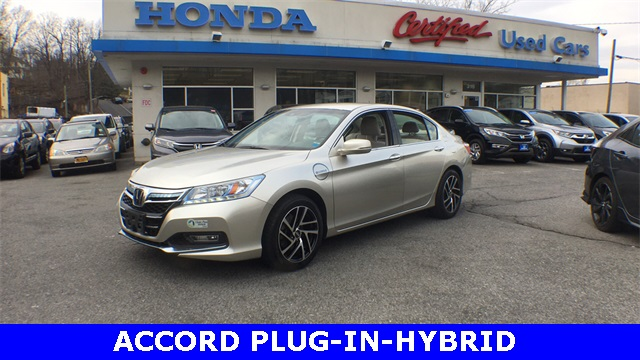 Pre-Owned 2014 Honda Accord Plug-In Hybrid