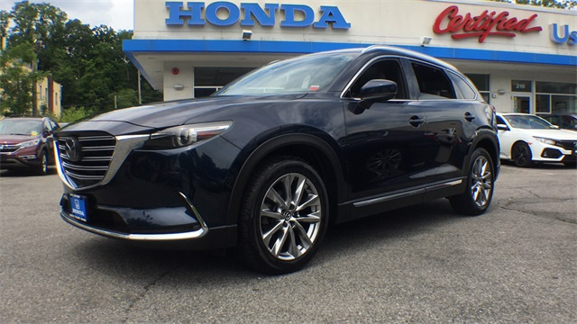 Pre-Owned 2017 Mazda CX-9 Grand Touring AWD