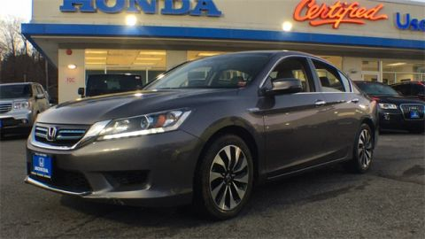 Certified Pre-Owned 2015 Honda Accord Hybrid EX-L
