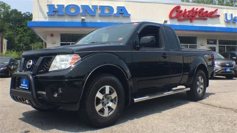 Pre-Owned 2012 Nissan Frontier PRO